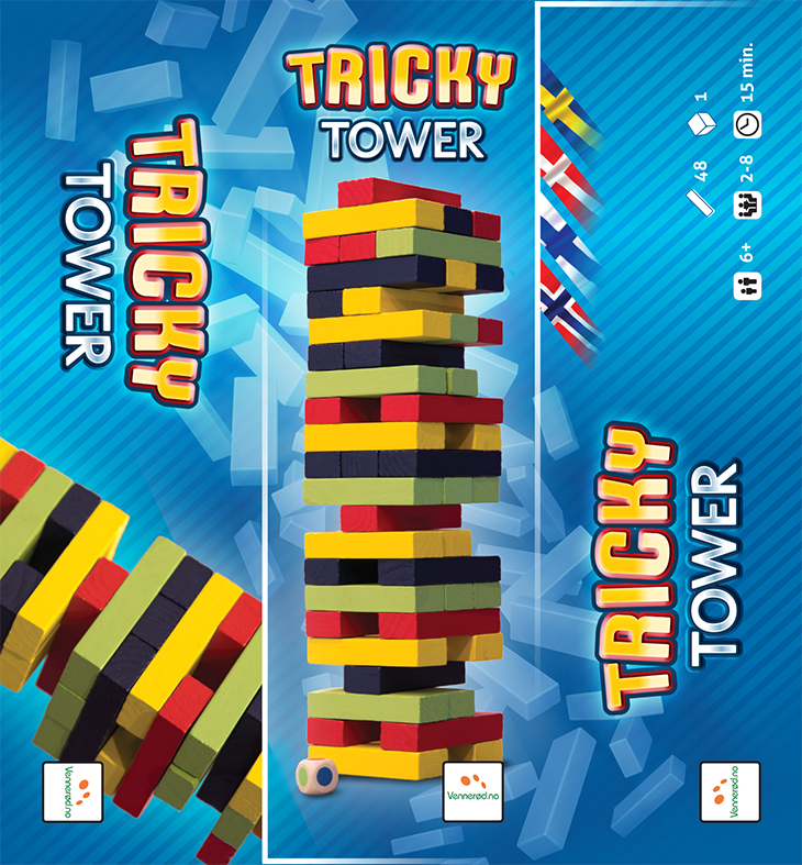 Tricky Tower design
