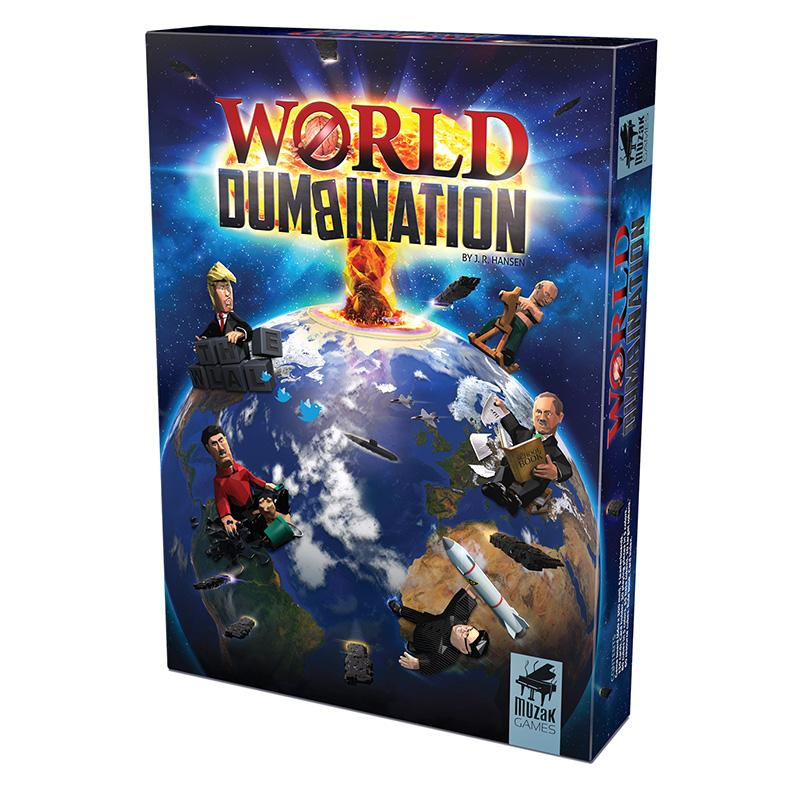 World Dumbination boks
