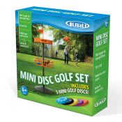 Mini Disc Golf Set boks.